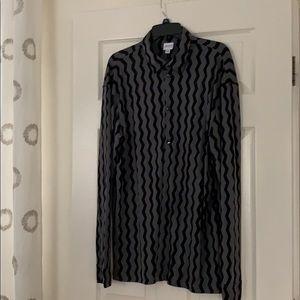 Men's dress shirt. Armani Collezioni.